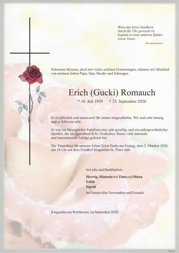 Erich Romauch