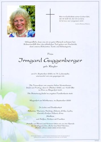 Irmgard Guggenberger