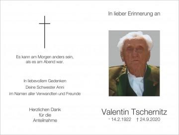 Valentin Tschernitz