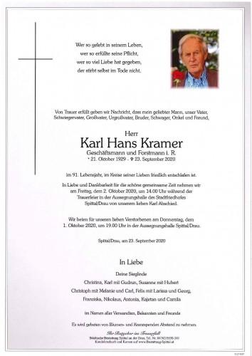 Karl-Hans Kramer