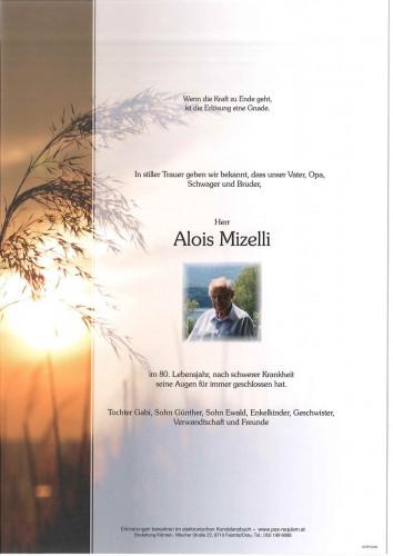 Alois Mizelli