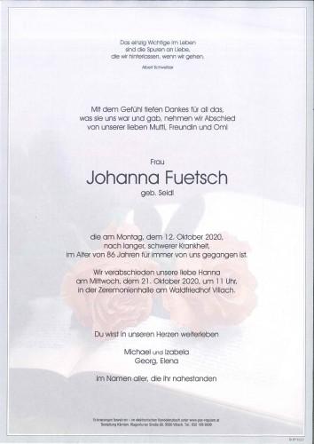 Johanna Fuetsch