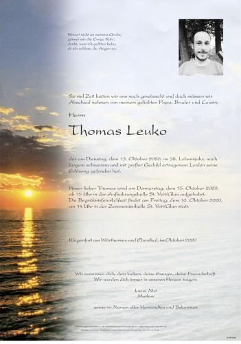 Thomas Leuko