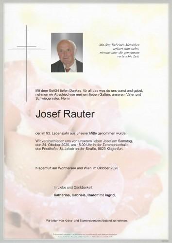 Josef Rauter