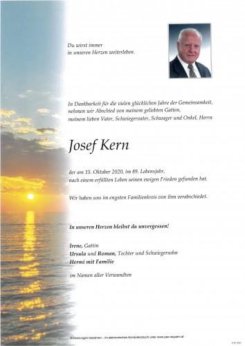Josef Kern