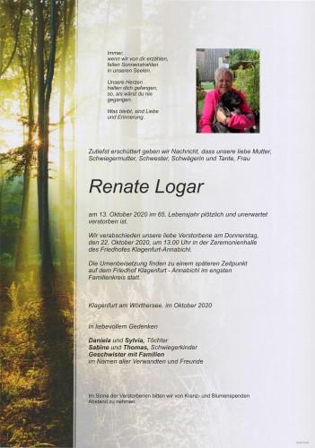 Renate Logar