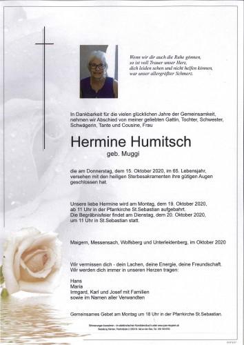 Hermine Humitsch