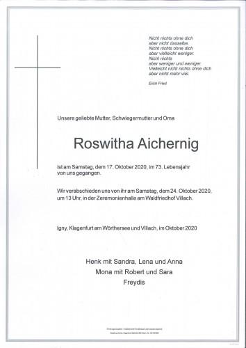 Roswitha Aichernig