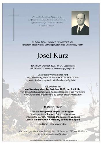 Josef Kurz