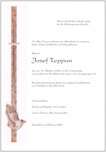 Josef Teppan