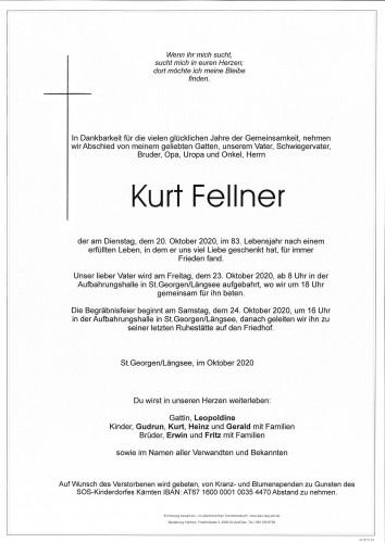 Kurt Fellner