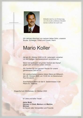 Mario Koller