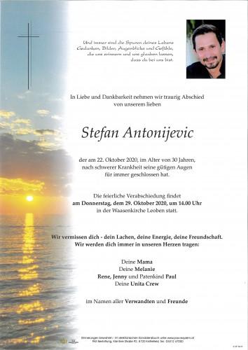 Stefan Antonijevic