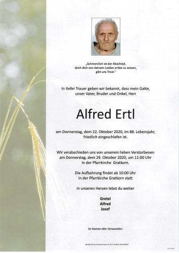 Alfred Ertl