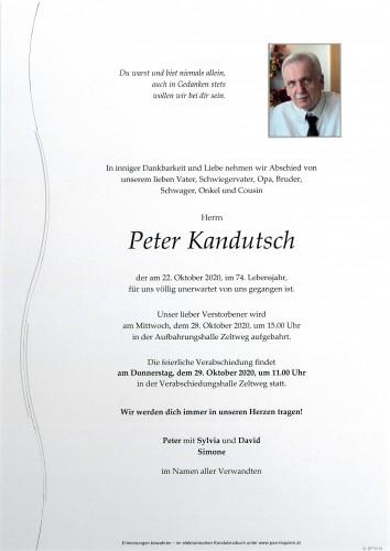 Peter Kandutsch