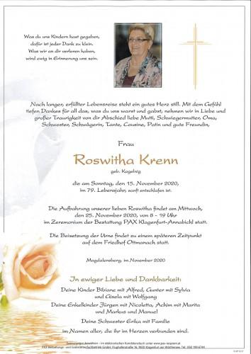 Roswitha Krenn