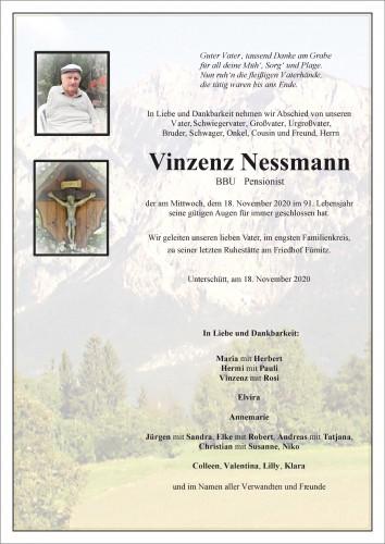 Vinzenz Nessmann