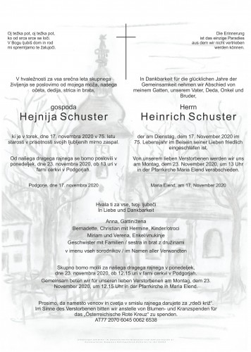 Heinrich Schuster