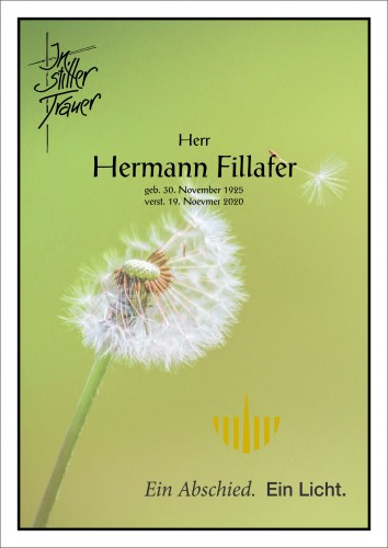 Hermann Fillafer