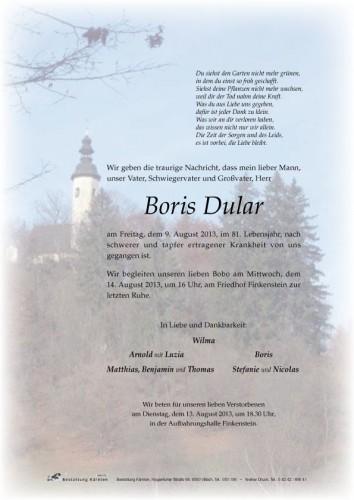 Boris Dular