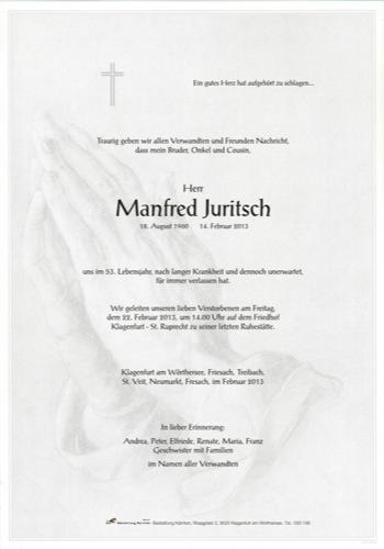 JURITSCH Manfred