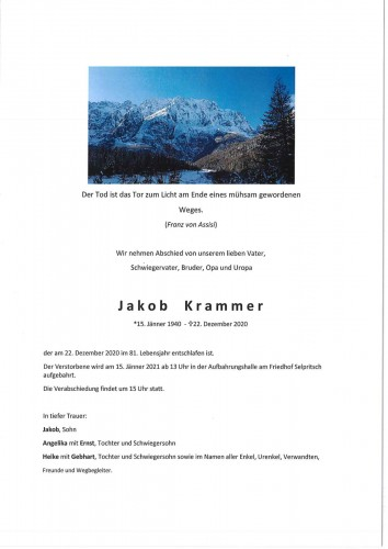 Jakob Krammer