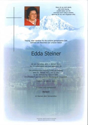 Edda Steiner