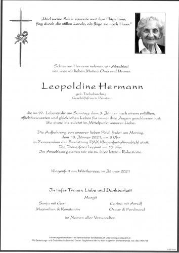 Leopoldine Hermann
