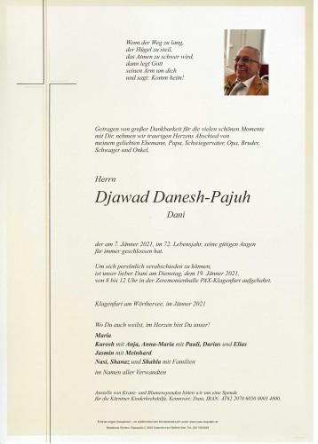 Djawad Danesh-Pajuh
