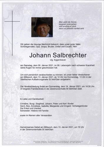 Johann Salbrechter