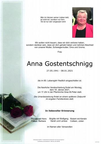 Anna Gostentschnigg