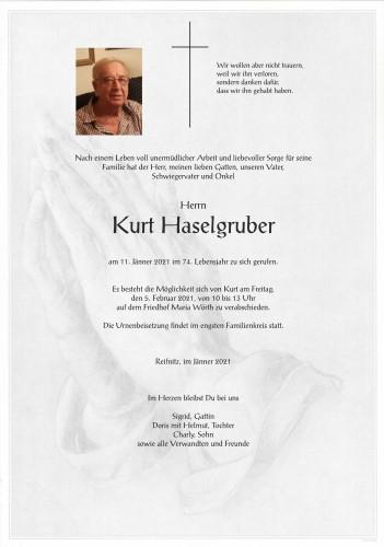 Kurt Haselgruber