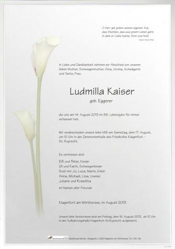 Ludmilla Kaiser
