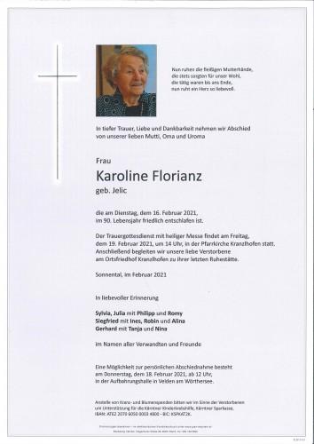 Karoline Florianz