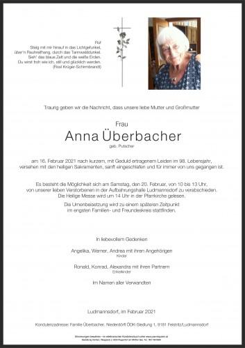Anna Überbacher