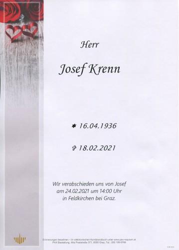 Josef Krenn
