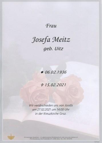Josefa Meitz