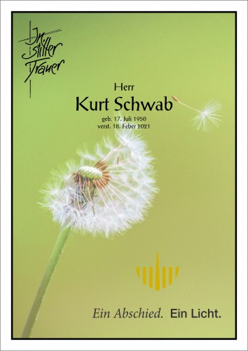 Kurt Schwab