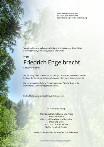Friedrich Engelbrecht