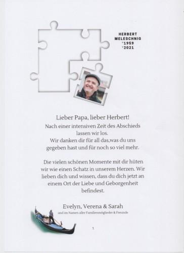 Herbert Meleschnig