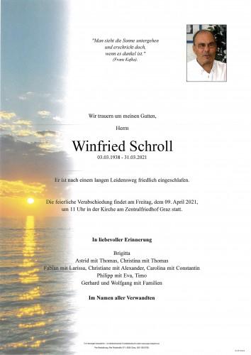 Winfried Schroll
