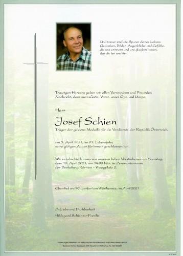 Josef Schien