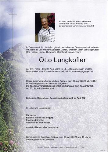 Otto Lungkofler