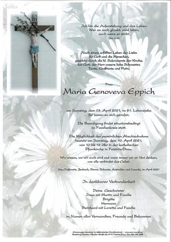 Maria Genoveva Eppich