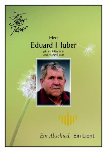Eduard Huber
