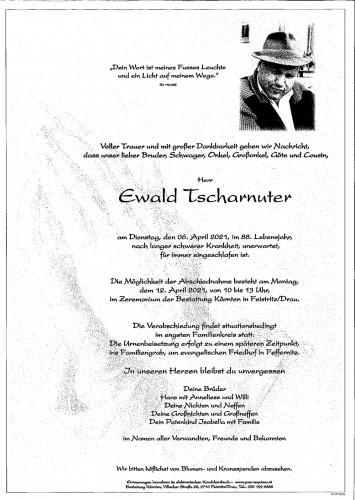 Ewald Tscharnuter