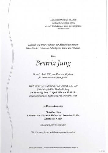 Beatrix Jung