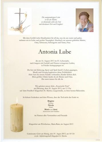 Antonia Lube