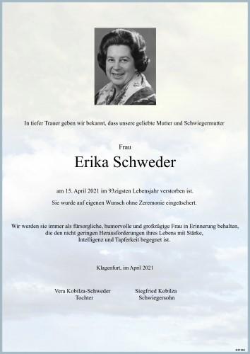 Erika Schweder