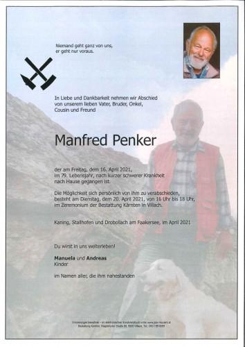Manfred Penker